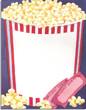 Product Image For At the Movies Paper